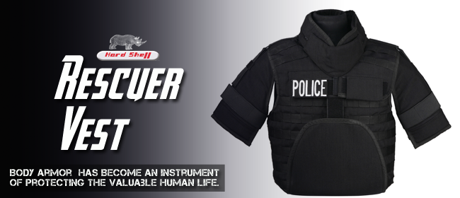 Body Armor has Become an Instrument of Protecting The Valuable Human Life